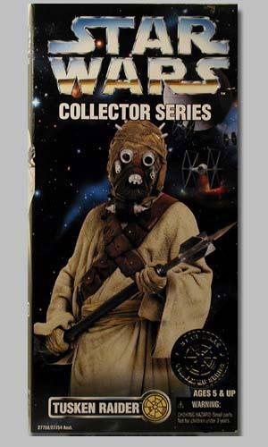 "Star Wars POTF Collector Series 12"" Tusken Raider"