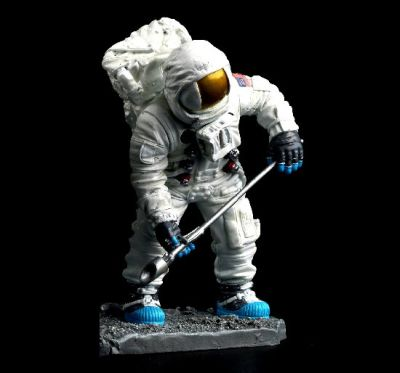 Dragon CanDo 1/24 Apollo 11 Astronaut Digging Pose