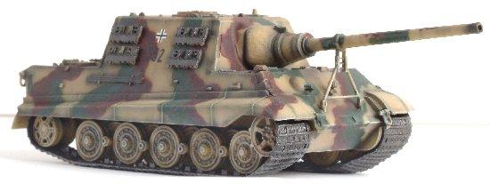 Dragon Sd.Kfz. 186 Jagd-Tiger Henschel Vesion, sPzJgAbt 653, Alsace 1945