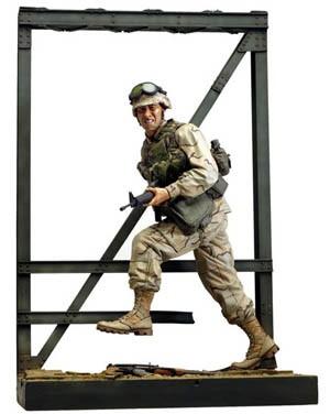 Dusty Trail Toys Sgt Ramirez U.S.M.C. 1st MEU