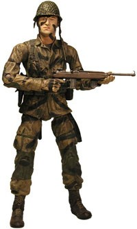 Plan-BToys Special Forces WW2 Mission 82nd Airborne