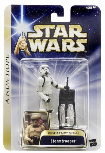 "Saga A New Hope ""Death Star Chase"" Stormtrooper C-8"