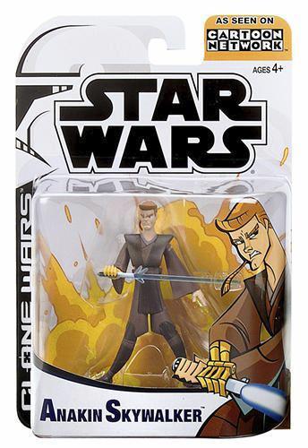 Star Wars Clone Wars Anakin Animated C-8
