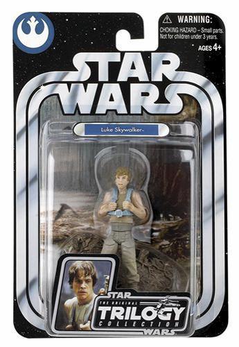 Star Wars OTC Luke Dagobah C-8