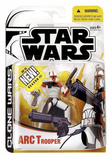 Star Wars The Clone Wars Arc Trooper C-8