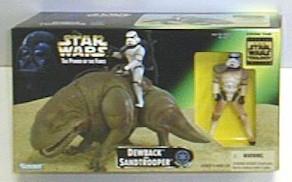 Star Wars Beast Assortment Dewback & Sandtrooper