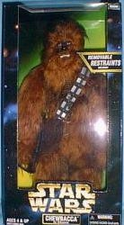 Star Wars POTF2 Chewbacca in Chains 12 inch