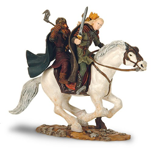 Play Along Lord of the Rings Legolas and Gimli™