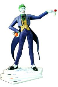 Batman - Kia Asamiya Wave 1: The Joker Action Figure