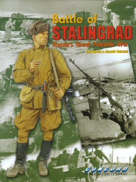 Concord Battle of Stalingrad: Russia's Great Patriotic War
