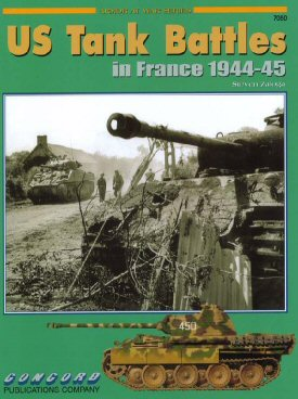 Concord Armor At War Series - U.S. Battles in France 1944-45
