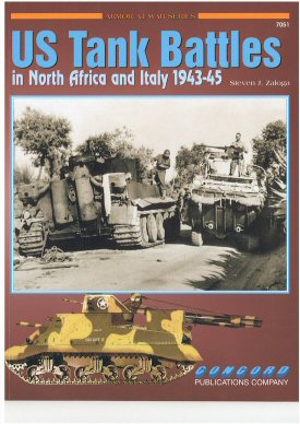Concord U.S. Tank Battles in North Africa & Italy 1942-45