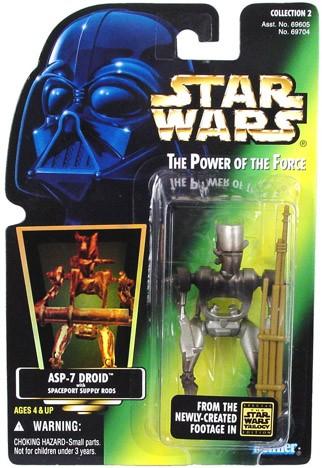 Star Wars POTF2 ASP-7 Droid