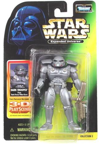 Star Wars Expanded Universe Dark Trooper C-9