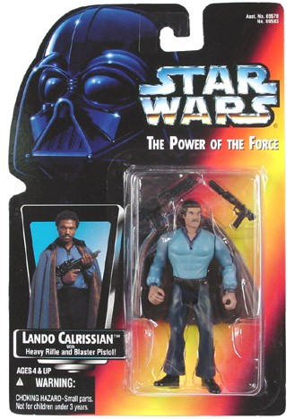 Star Wars POTF2 Lando Calrissian