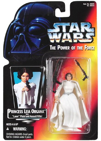 Star Wars POTF2 Princess Leia Organa