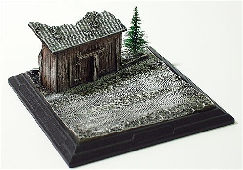 "Micro-D Origin-EX: (3"" diorama) Farm Special"