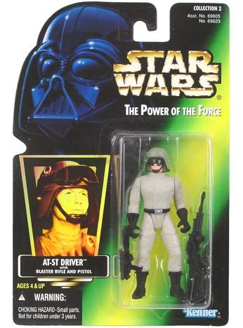 Star Wars POTF2 AT-ST Driver