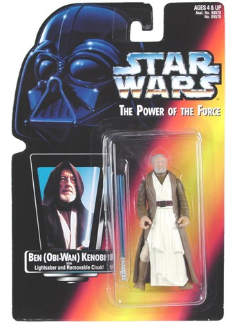 Star Wars POTF2 RC  Obi-Wan Kenobi C-9