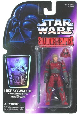Star Wars Shadows of the Empire Luke C-8