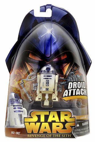 Star Wars ROTS R2-D2 Droid Attack