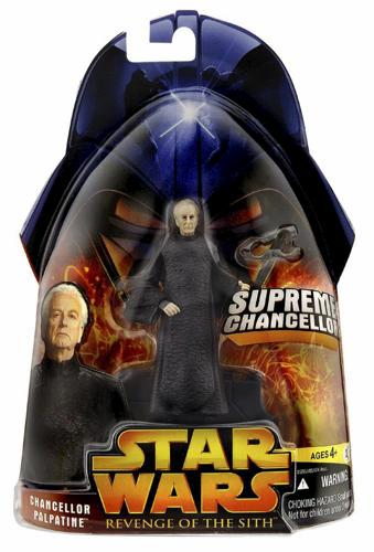 Star Wars ROTS Chancellor Palpatine