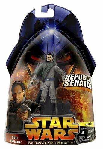 Star Wars ROTS Bail Organa