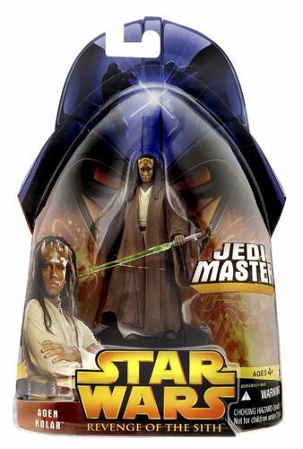 Star Wars Revenge of the Sith Agen Kolar