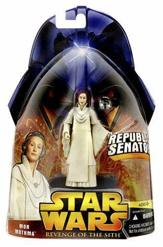 Star Wars Revenge of the Sith Mon Mothma
